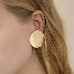 Stylish Simple Alloy Women's Earrings