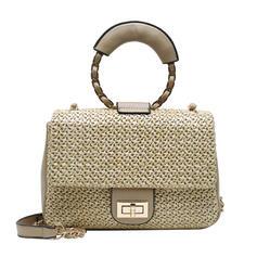Vintga/Commuting/Bohemian Style/Braided Tote Bags/Crossbody Bags/Shoulder Bags/Beach Bags