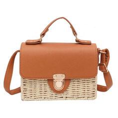 Elegant/Delicate/Bohemian Style/Braided Tote Bags/Crossbody Bags/Shoulder Bags/Beach Bags/Bucket Bags