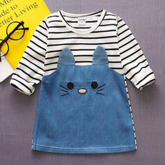 Toddler Girl Animal Cotton Dress