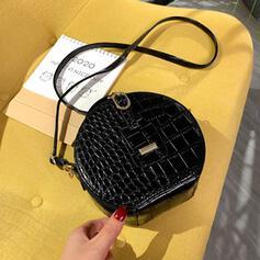 Refined/Attractive/Crocodile Embossed Crossbody Bags