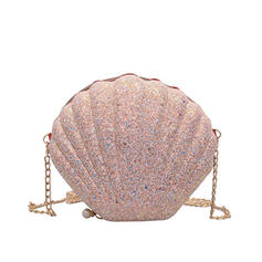 Unique/Charming/Shining/Shell Shaped/Bohemian Style Clutches/Satchel/Crossbody Bags/Shoulder Bags/Beach Bags