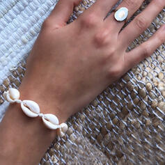 Shell With Shell Bracelets Beach Jewelry