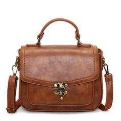 Elegant/Vintga/Commuting/Bohemian Style/Minimalist Crossbody Bags/Shoulder Bags/Hobo Bags/Top Handle Bags