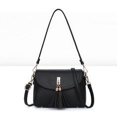 Classical/Lichee Pattern/Solid Color/Super Convenient/Mom's Bag Clutches/Crossbody Bags/Shoulder Bags/Bucket Bags