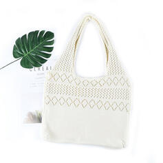Charming/Dreamlike/Bohemian Style/Braided/Super Convenient Tote Bags/Beach Bags/Bucket Bags/Hobo Bags
