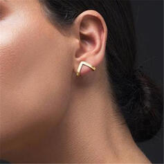 Exquisite Classic Alloy Earrings
