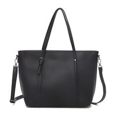 Commuting/Solid Color/Travel/Simple/Super Convenient Satchel/Tote Bags/Crossbody Bags/Shoulder Bags/Hobo Bags