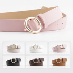 Stylish Attractive Charming Elegant Artistic Delicate Leatherette Women's Belts 1 PC