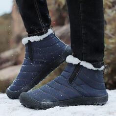 Women's Cloth Flat Heel Flats With Elastic Band shoes