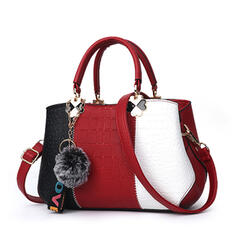 Fashionable/Alligator Pattern/Splice Color/Multi-functional Tote Bags/Crossbody Bags
