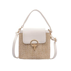 Charming/Vintga/Commuting/Bohemian Style/Braided Tote Bags/Crossbody Bags/Shoulder Bags/Beach Bags