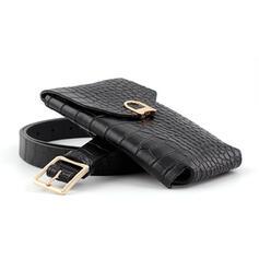Unique Exquisite Stylish Attractive Charming Elegant Artistic Delicate Leatherette Women's Belts 1 PC