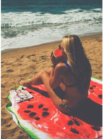 Food Light Weight/attractive/Multi-functional/Sand Free/Quick Dry Beach Towel