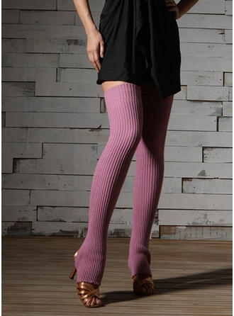Solid Color Breathable/Comfortable/Knee-High Socks Socks/Stockings
