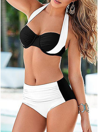 Low Waist Halter Sexy Bikinis Swimsuits