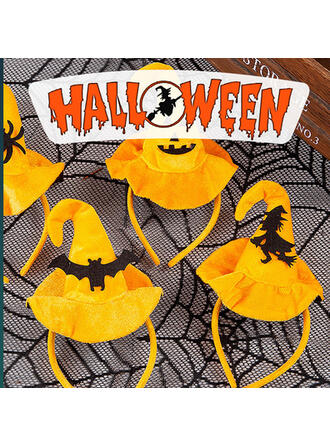 Cute Halloween Witch Spider Cloth PVC Halloween Props
