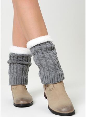 Retro/Vintage/Stitching Warm/Comfortable/Leg Warmers/Boot Cuff Socks Socks