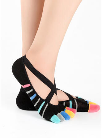 Stitching/Colorful Breathable/Protective/No Show Socks Socks