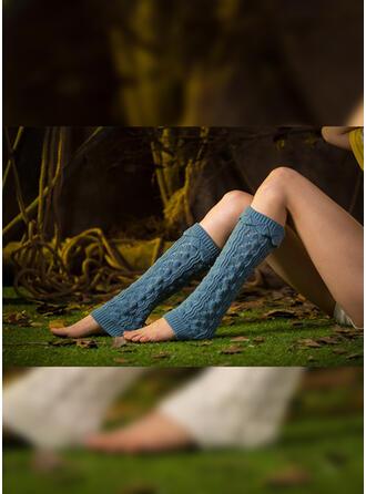 Striped/Geometric Print Warm/Comfortable/Leg Warmers/Boot Cuff Socks Socks