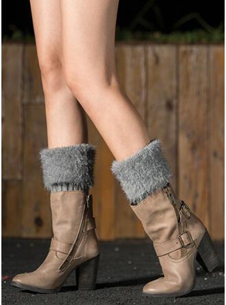 Solid Color Warm/Comfortable/Leg Warmers/Boot Cuff Socks Socks