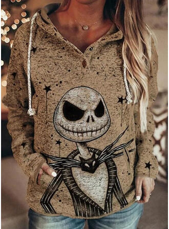Halloween Long Sleeves Hoodie
