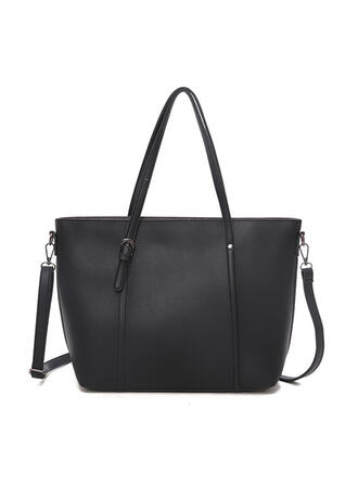 Commuting/Solid Color/Travel/Simple/Super Convenient Satchel/Tote Bags/Crossbody Bags/Shoulder Bags/Hobo Bags