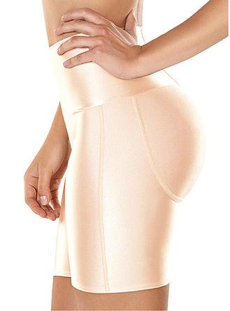 Polyester Chinlon Plain Shapewear