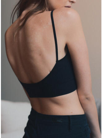 Sexy Backless Bralette Non-padded Bra