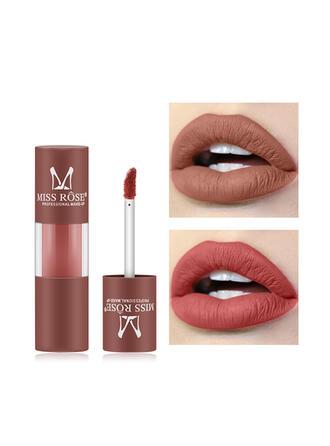 Matte Lip Gloss With Box