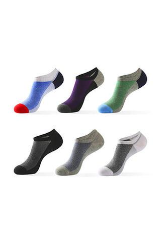 Letter/Print Breathable/Comfortable/Multi-color/No Show Socks Socks