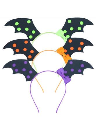 Cute Bat Halloween Cloth Halloween Props (Set of 3)