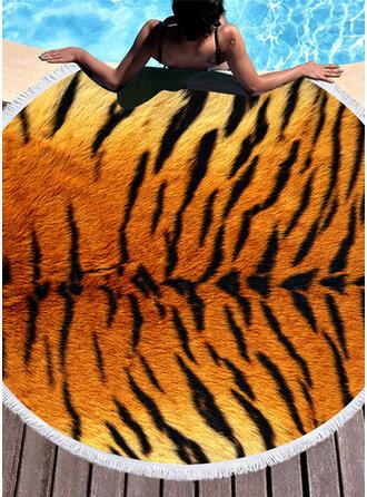 Tiger Pattern attractive Beach Towel